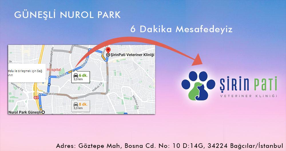 Güneşli Nurol Park Veteriner